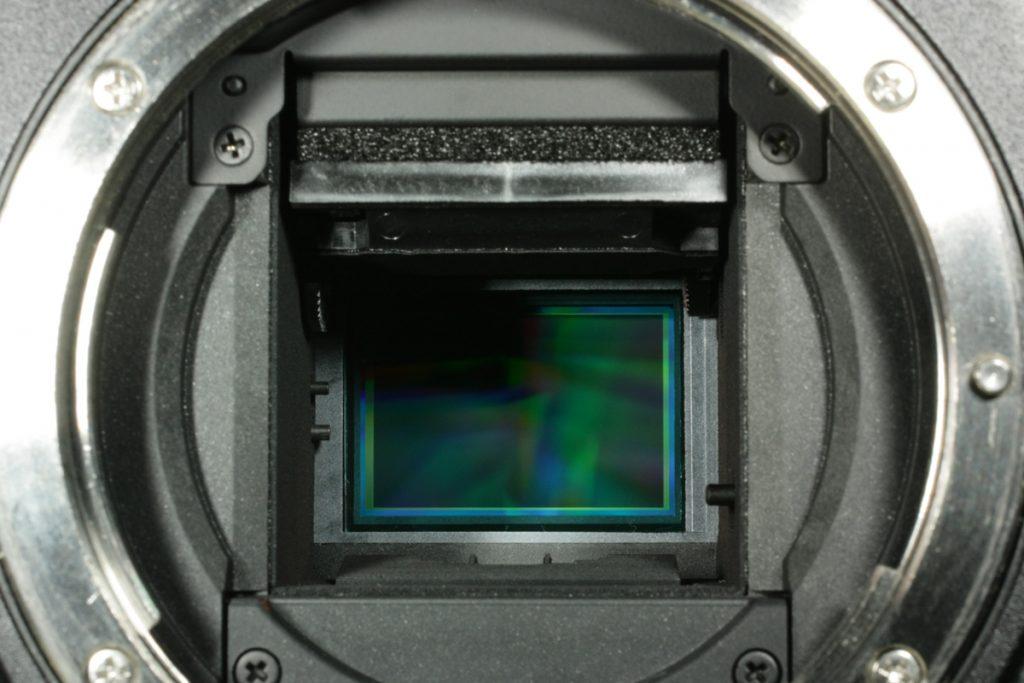 デジタル一眼レフのイメージセンサー