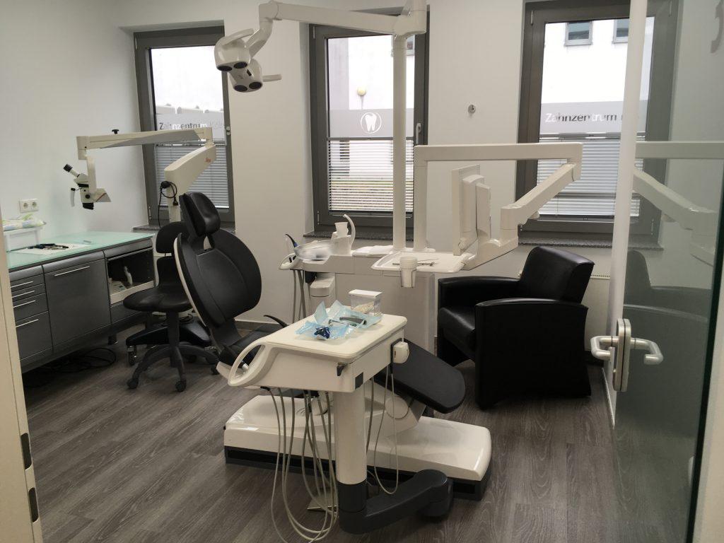 ケルンの歯科医院