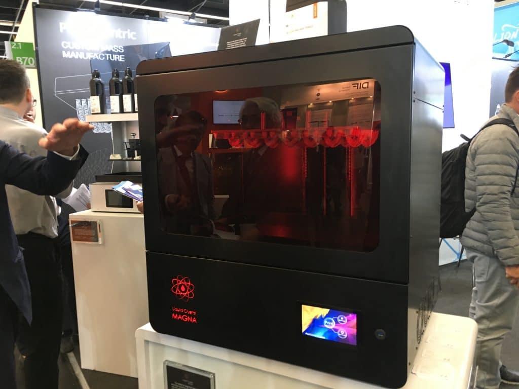 大型3Dプリンター